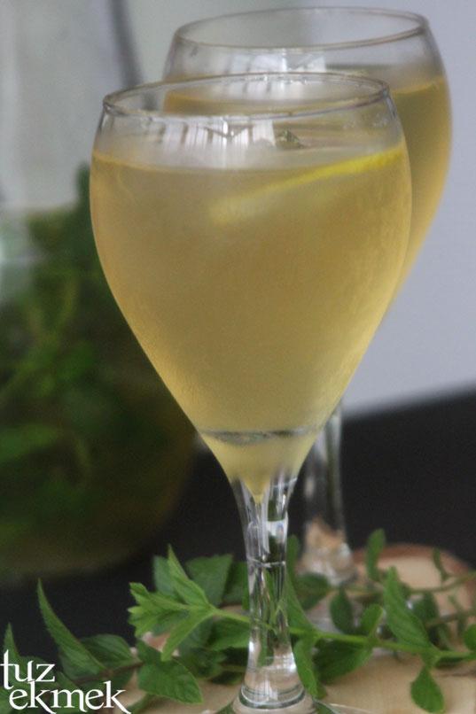Buzlu Yeşil Çay- Naneli