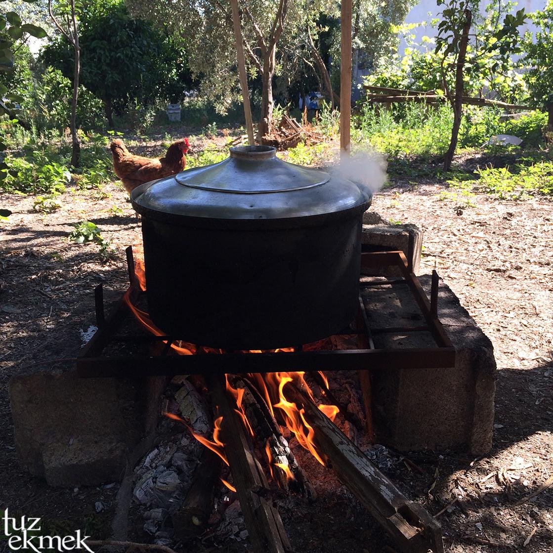 Kabaklı Toyga Çorbası