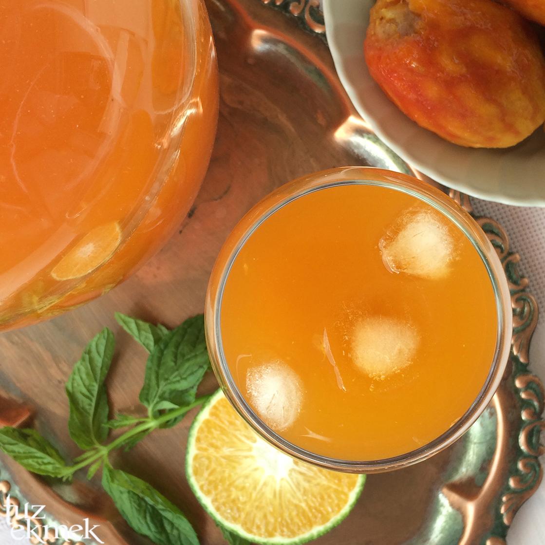 Hint İnciri Limonatası