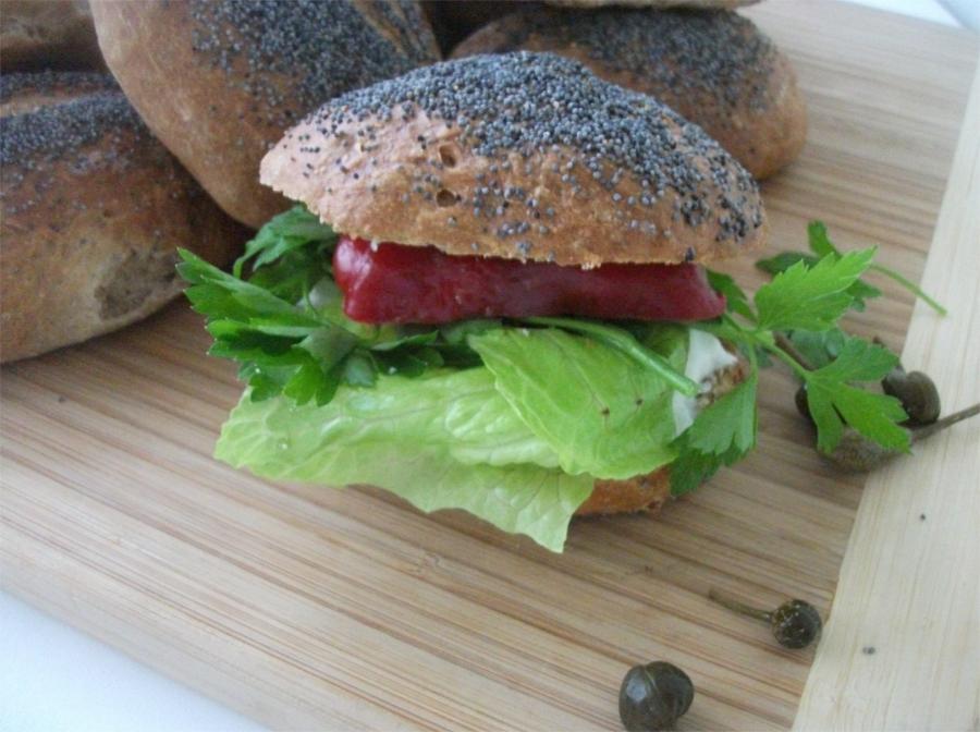 Haşhaşlı Çavdar Ekmeği