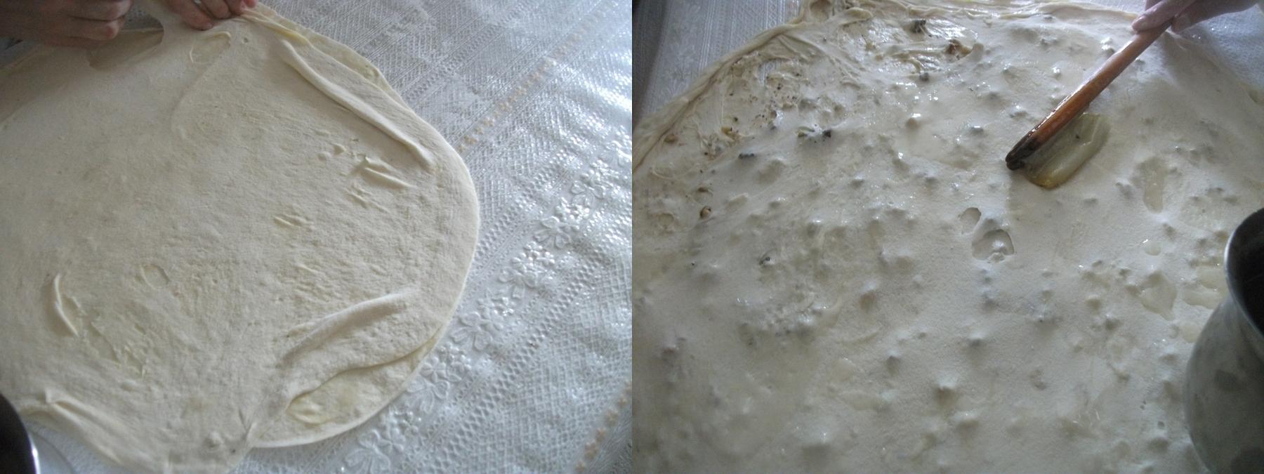 Ankara Yazma Çöreği
